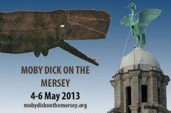 Moby Dick on the Mersey