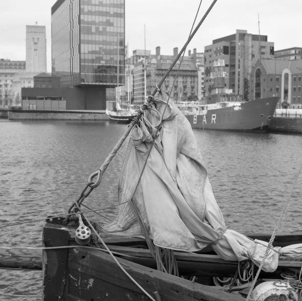 Liverpool Docks, Ilford HP5 400