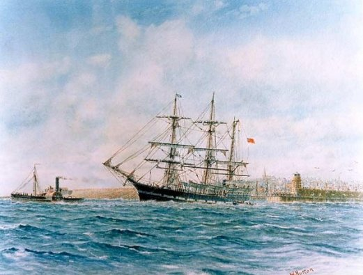 Whaleship Hope of Peterhead